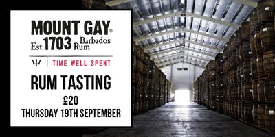 An Evening with Mount Gay Rum at The Ox Cheltenham