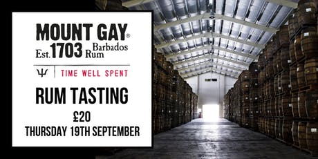 An Evening with Mount Gay Rum at The Ox Cheltenham tickets