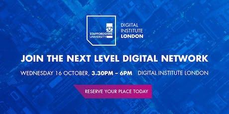 Next Level Digital Network tickets