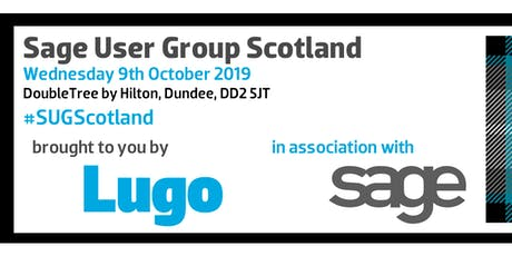 Sage User Group Scotland: Autumn 2019 meeting tickets