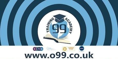 Site Supervision Safety Training Scheme (SSSTS) tickets