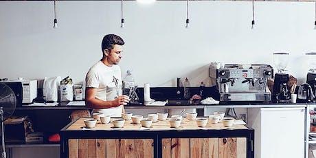 Coffee Tasting - MOB Pau entradas