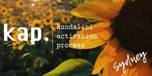 KAP - Kundalini Activation Process