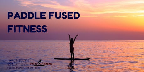 Paddle Fused Fitness, September tickets