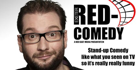 Red-D Comedy - Gary Delaney tickets
