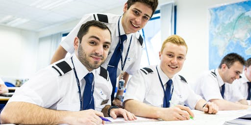 CAE Become a Pilot – Brussels Info Session (Dutch)