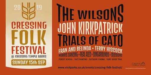 Cressing Folk Festival