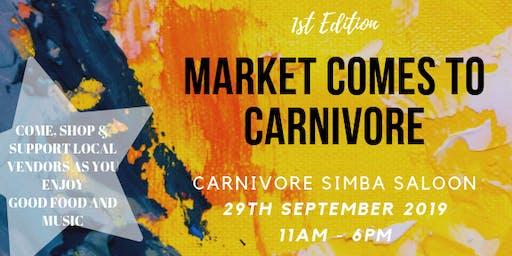 Carnivore Market
