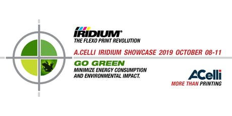 A.Celli IRIDIUM® Showcase 2019 biglietti