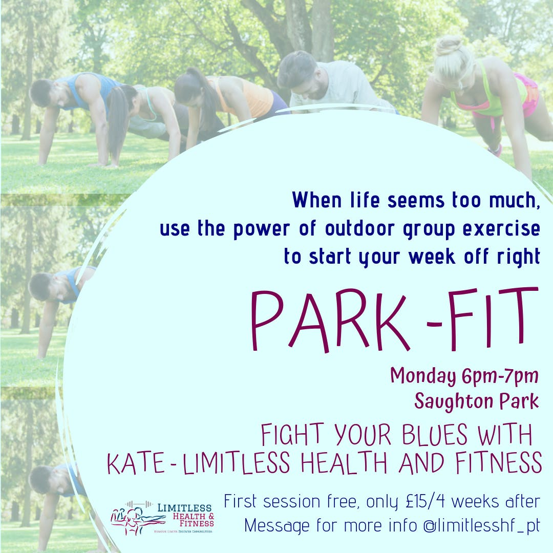 ParkFit - In Partnership with 'Health in Mind'