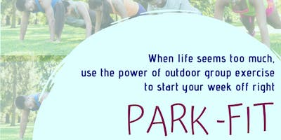 ParkFit - In Aid of 'Health in Mind'