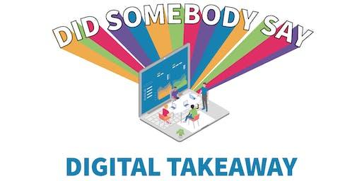 Digital Takeaway