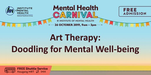 Art Therapy: Doodling for Mental Well-being