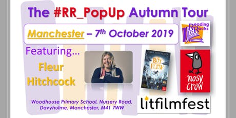 #RR_PopUp with Nosy Crow and LitFilmFest - Manchester tickets