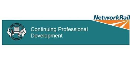 CPD Regional Workshops - Manchester