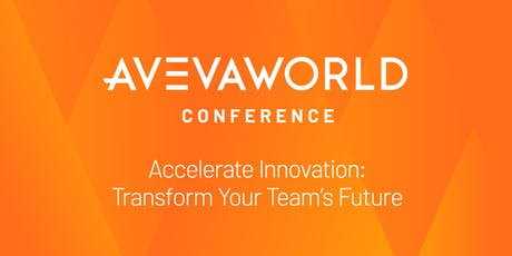 AVEVA World Conference Benelux 2019 tickets