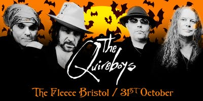 The Quireboys Unplugged Halloween Show