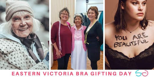 Support The Girls Bra Gifting Day Heathmont - Eastern Suburbs VIC