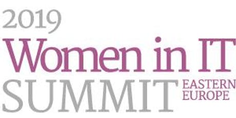 Women in IT Summit Eastern Europe tickets