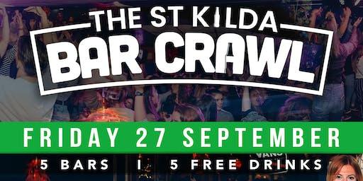 Grand Final Eve - St Kilda Bar Crawl