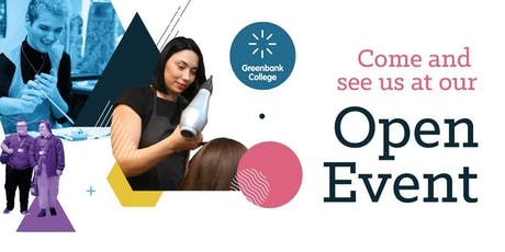 Greenbank College Open Event tickets