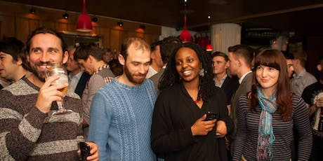 Rebel Meetups by Yena - Young Entrepreneur Networking in London tickets