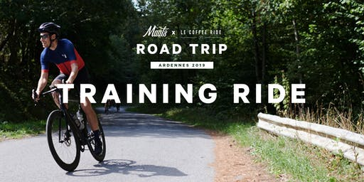 Pre-Ardennes Training Ride