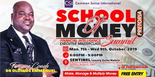SCHOOL OF MONEY SUMMIT