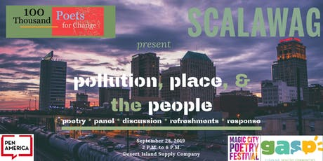 Pollution, Place, & The People tickets