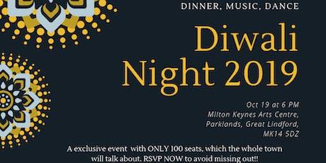 MK Diwali, Dinner & Dance tickets