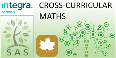 NEW DATE!  Cross-Curricular Maths