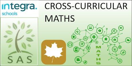 Cross-Curricular Maths  tickets