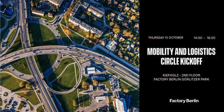 Mobility & Logistics Circle Kickoff tickets
