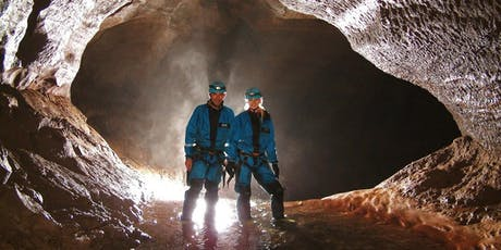 Vertical Caving Experience Day tickets