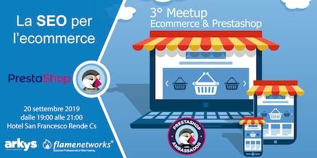 Ottimizzare un e-commerce per i motori di ricerca (la SEO) biglietti