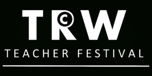 TRW Teacher Festival: The Live Perusal Experience