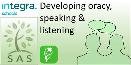 Developing Oracy, Speaking and Listening  tickets
