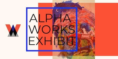 Art Exhibition at Alpha Works tickets