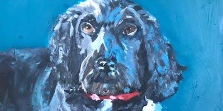Children's Under 14's Drawing & Painting with Loren Somerville tickets