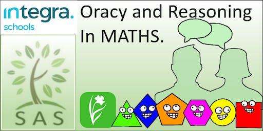 Maths - Oracy and Reasoning