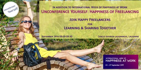Unconference Yourself: Happiness of Freelancing billets