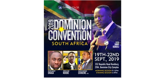 Dominion Convention South Africa