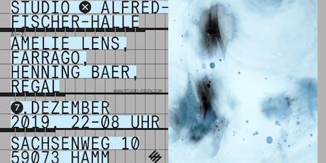 Studio x Alfred-Fischer-Halle Tickets