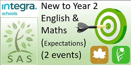 Assessement - New to Y2 - Expectations and Moderation (2 session course) tickets