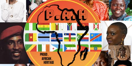 PROUD AFRICAN HERITAGE FEST tickets