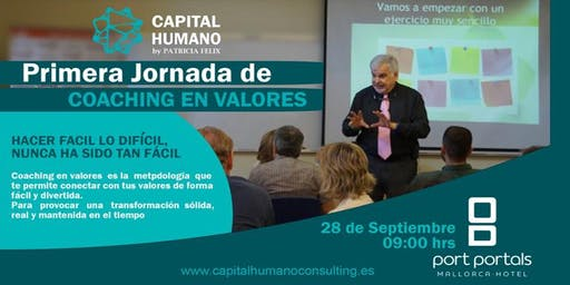 Primera Jornada de Coaching en Valores en Palma de Mallorca