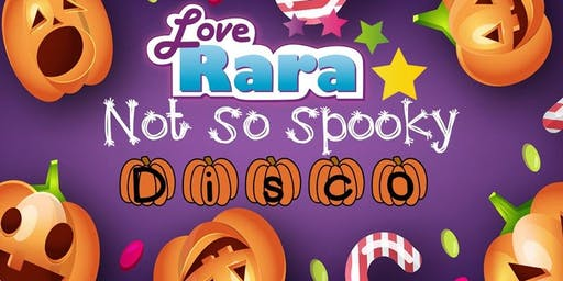 Love Rara Not so spooky party