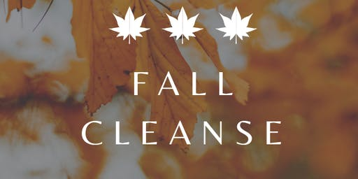 Heal Your Gut: Fall Cleanse