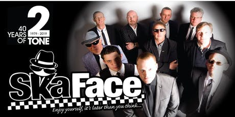 Ska Face - 40 year of 2tone Ska tickets