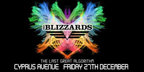 THE BLIZZARDS tickets